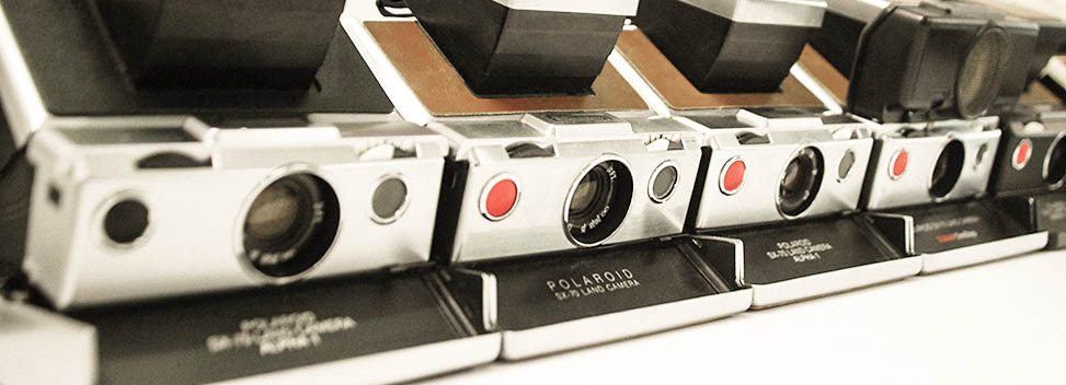 Shop your SX-70 camera now