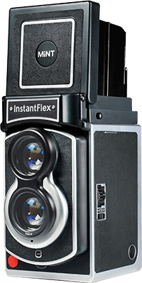 InstantFlex TL70 with close up lens