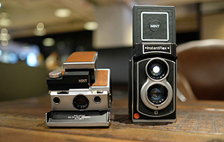 MiNT Announces Two New Instant Film Cameras