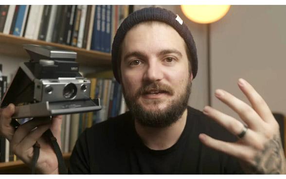 Unlock the Polaroid SX-70 | MiNT SLR670-S