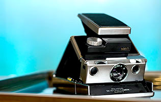 A New Chapter for the Polaroid SX-70