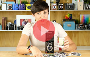 Mint Camera InstantFlex TL70 Review - The Best Instax Mini Camera?
