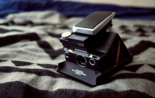 Review: MiNT Camera SLR670-S with Time Machine (Impossible Project Film)