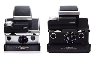 THE POLAROID SX-70 REBIRTH