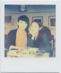 Our First Polaroid