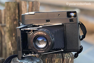 The NEW INSTANT WIDE CAMERA everybody's been talking about | InstantKon RF70