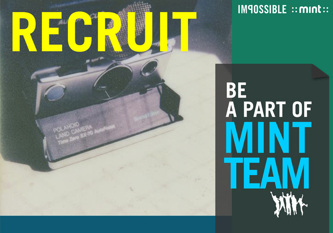 Mint Team Recruit  | Become our International test user!