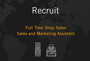 Recruit:  Join our sales team now