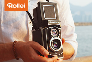 Don't Miss Out! Limited Kickstarter Deals of Rolleiflex™ Instant Kamera is Available Now!