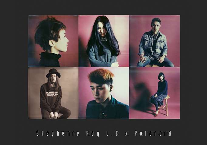 《 Stephenie Kay L.C's Polaroid Exhibition 》PORTRAIT PHOTOGRAPHY