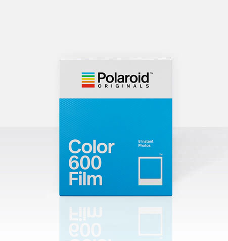 NEW! Color Film for 600 White Frame