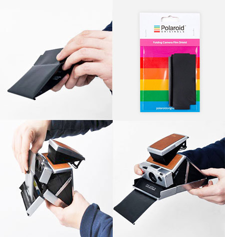 Polaroid Film Shield