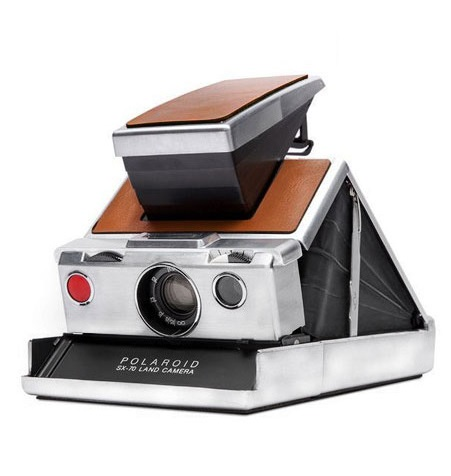 Polaroid SX-70 Original (Brown) Camera Ultimate Package