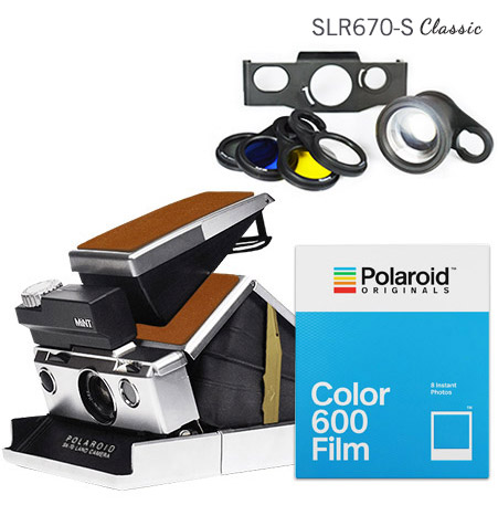 SLR670-S Classic Brown Starter Package
