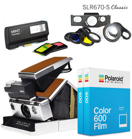 SLR670-S Classic Brown Ultimate Package