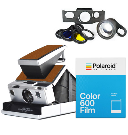 SLR670α (Brown) Starter Package