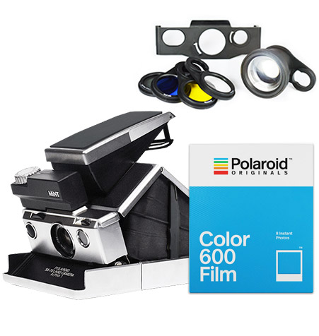 SLR670m (Black) Starter Package