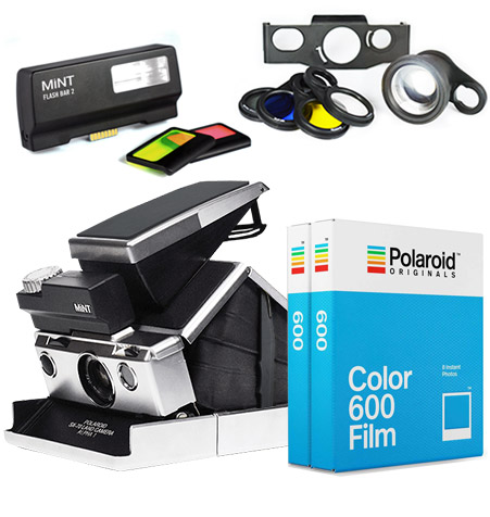 SLR670m (Black) Ultimate Package