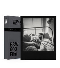 B&W Film for 600 Black Frame Edition