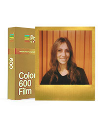 Color film for 600 Gold Frame Edition