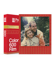 Color Film for 600 Festive Red Edition