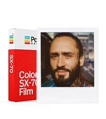Color Film for SX-70 White Frame