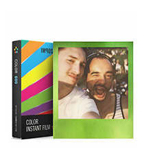 Color Film for 600 Metallic Frames