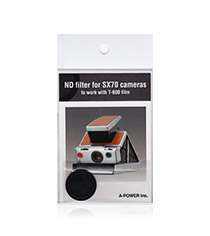 ND Filter for SX-70