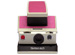 Polaroid SX-70 Model 2 White (Pink) Camera Ultimate Package