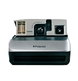 Polaroid 600 One Kit (silver)