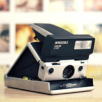 MiNT Flash Bar - The accessories for Polaroid SX-70 cameras