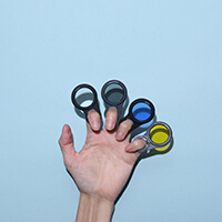 Mint Lens Set for your Vintage Polaroid Cameras