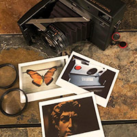 InstantKon RF70 instant film camera and sample shot
